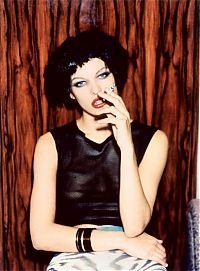 Celebrities: Milla Jovovich