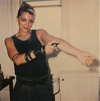 Celebrities: Madonna Louise Ciccone
