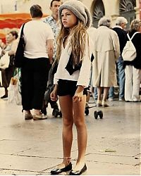 TopRq.com search results: Thylane Léna-Rose Loubry Blondeau
