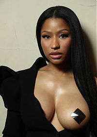 Celebrities: Nicki Minaj