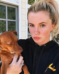 Celebrities: Ireland Eliesse Baldwin