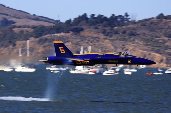 Blue Angels, flight demonstration squadron, United States Navy