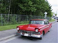 Transport: 1957 Ford Fairlane