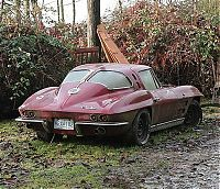 Transport: 1963 Corvette Stingray