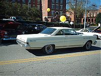 Transport: 1965 Mercury Comet
