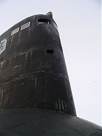 TopRq.com search results: Submarine cruiser, strategical project 941 Shark (SSBN Typhoon NATO Classification)