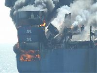 TopRq.com search results: container ship accident