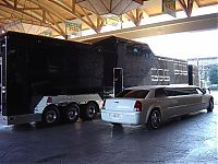 TopRq.com search results: Midnight Rider, world's largest limousine