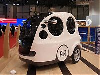 TopRq.com search results: Tata AIRPod prototype vehicle