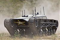 TopRq.com search results: Ripsaw, unmanned light tank by Howe & Howe Technologies