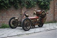 TopRq.com search results: motorized steampunk tricycle