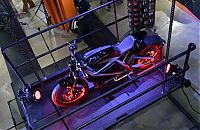 Transport: Harley-Davidson LiveWire electric motorcycle