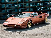 Transport: Lamborghini Countach LP 400S