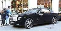 TopRq.com search results: Rolls-Royce Phantom Drophead Coupé in velvet