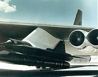 Transport: Lockheed D-21 aircraft, project Tagboard
