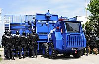 Transport: Anti-riot vehicle, Slovakia