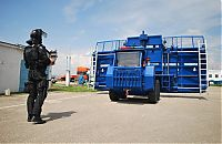 Anti-riot vehicle, Slovakia
