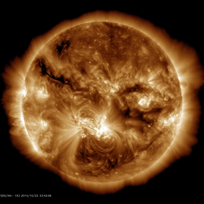 Solar Dynamics Observator (SDO) research mission by NASA