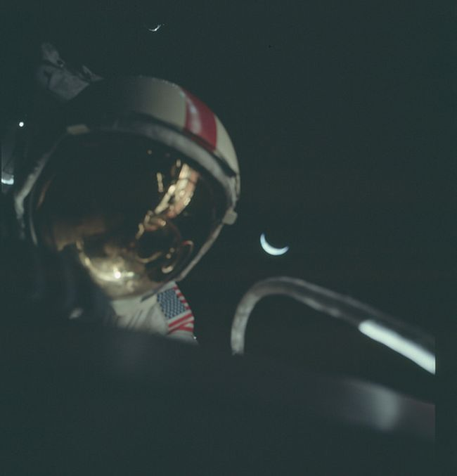 Project Apollo photography, human spaceflight missions