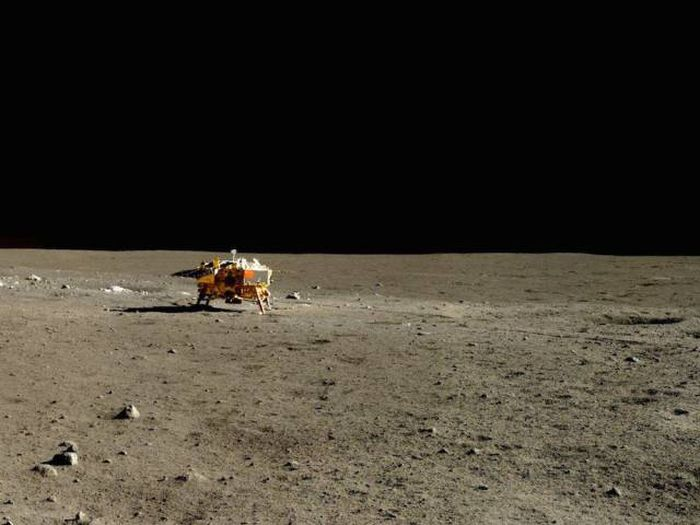 Chang'e 3 lunar mission by China National Space Administration