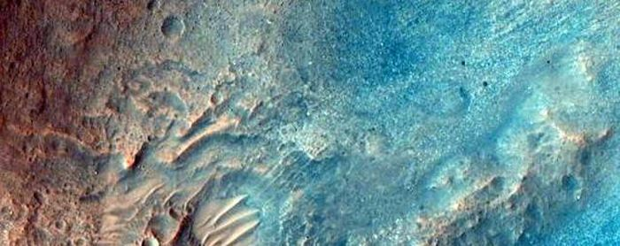 Mars photography by Mars Reconnaissance Orbiter