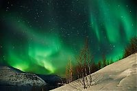 Earth & Universe: aurora, amazing northern lights
