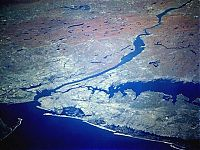 Earth & Universe: From Space, New York City, United States