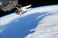 TopRq.com search results: Space shuttle Endeavour at International Space Station