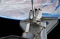 TopRq.com search results: Space Shuttle Discovery home after 15-day mission