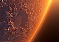TopRq.com search results: artistic rendering of mars