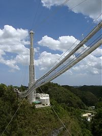TopRq.com search results: Arecibo Observatory radio telescope, National Astronomy and Ionosphere Center, Arecibo, Puerto Rico