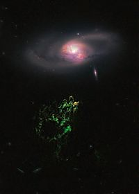 Earth & Universe: hubble space telescope photographs
