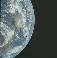 Earth & Universe: Project Apollo photography, human spaceflight missions