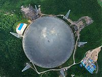 TopRq.com search results: Tianyan FAST telescope, Dawodang, Pingtang County, Guizhou Province, China