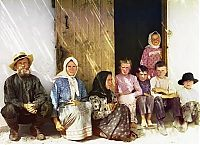 World & Travel: History: Color photography by Sergey Prokudin-Gorsky, Russia, 1915