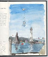 TopRq.com search results: Smiling lighthouse, Lindau, Germany