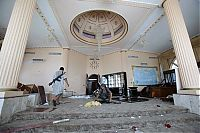 TopRq.com search results: Rebels inside Muammar Muhammad al-Gaddafi villas, Libya