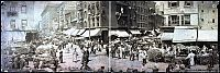 TopRq.com search results: History: Panoramic black and white photos of New York City, 1902-1913, United States