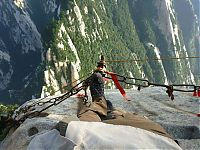 TopRq.com search results: Hua shan hiking trail, Huayin, Shaanxi province, China