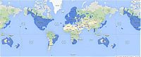 TopRq.com search results: unusual world map