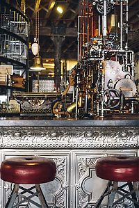 TopRq.com search results: Truth Coffee, Steampunk Coffee Contraption, 36 Buitenkant Street, Cape Town, South Africa