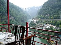 TopRq.com search results: Fanven restaurant, Happy valley, Xiling Gorge, Yangtze River, Hubei province, China
