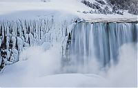 TopRq.com search results: Niagara Falls frozen partially in 2014, Canada, United States