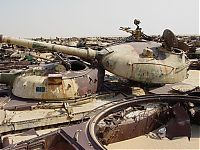 TopRq.com search results: Highway of Death tank graveyard, Highway 80, Kuwait City, Kuwait
