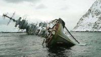 TopRq.com search results: Murmansk light cruiser shipwreck, Russian Navy, Severodvinsk, Arkhangelsk Oblast, Russia