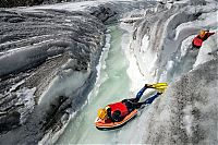 TopRq.com search results: Riverboarding of Great Aletsch Glacier, Bernese Alps, Valais, Switzerland
