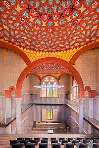 TopRq.com search results: Hospital de Sant Pau museum and cultural center, Barcelona, Catalonia, Spain