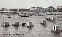 TopRq.com search results: History: Bathing machine devices on the beach, 18th-19th century, Europe