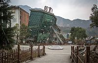TopRq.com search results: Beichuan Earthquake Museum, Beichuan County, Sichuan, China
