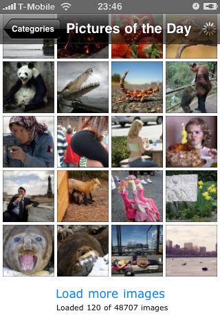 Top Photos iPhone Screenshot 3